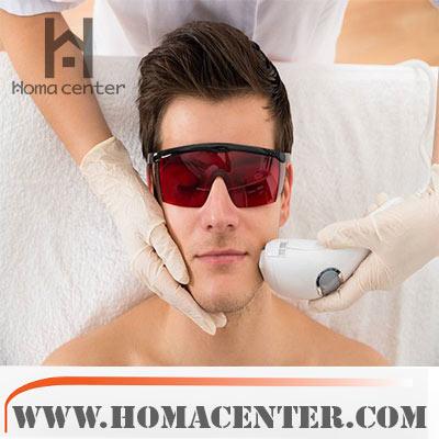 قیمت لیزر صورت مردان